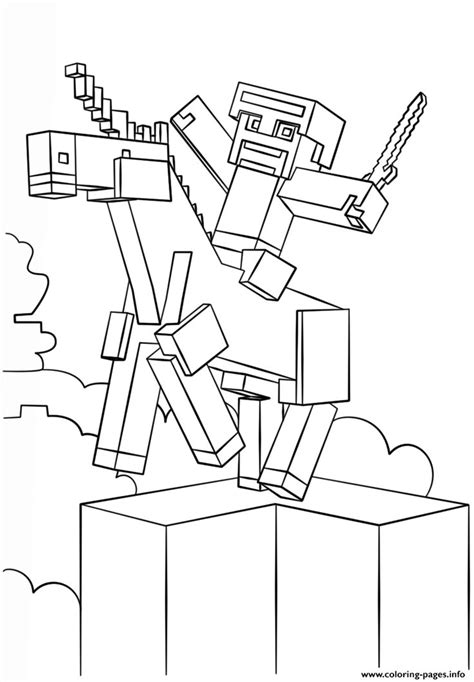 minecraft coloring pages images  scribblefun  pinterest minecraft coloring pages