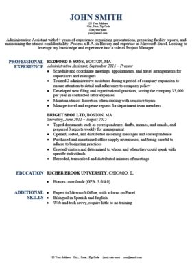 Resume Templates To by Expert Preferred Resume Templates Basic Simple