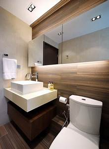 Mordern Indian Apartment - Contemporary - Bathroom - Hong