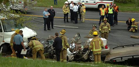 4 Killed In Horrific Wreck Laurel Maryland