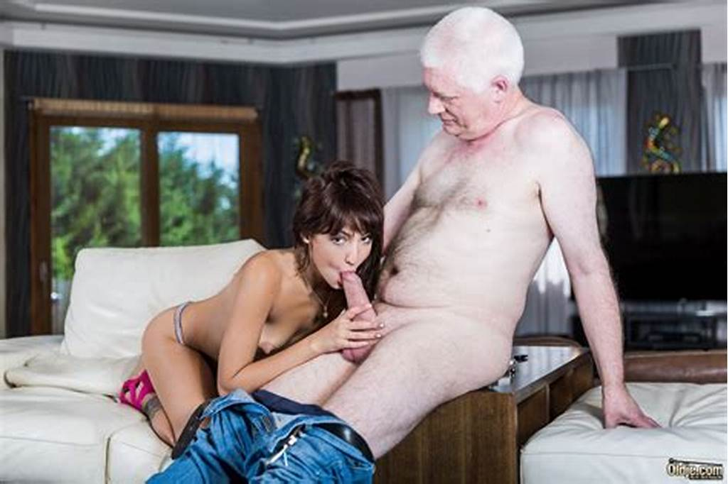 #Grandpa #Fucks #Teen #Hard #And #Gets #A #Delicious #Blowjob