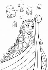 Tangled Pascal Drawing Coloring Pages Printable Getdrawings sketch template