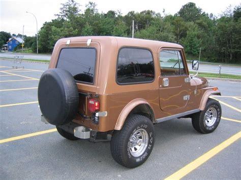 nsfsjeeper  jeep cj specs  modification info
