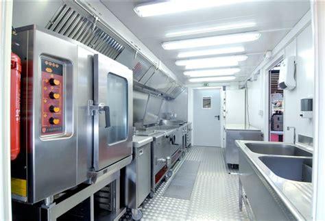 eclairage cuisine professionnelle location module coupe feu 1 heure