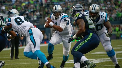 seattle seahawks  carolina panthers  nfc divisional