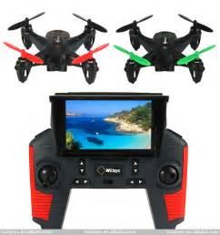 Mini FPV Drone with Camera