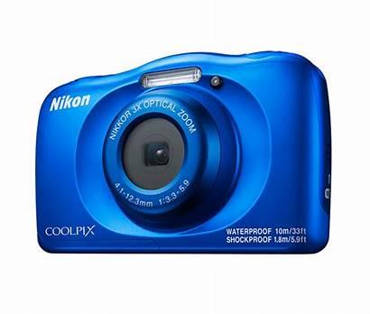 Nikon Coolpix W150 Camera Compact Kit Zaino