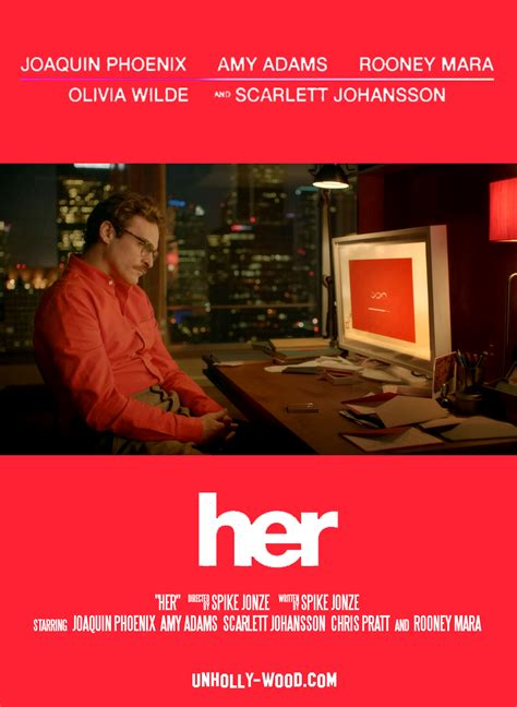Her Movie 2013 Operating System