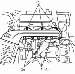 Service Manual  How To Remove Intake Manifold 2006 Suzuki