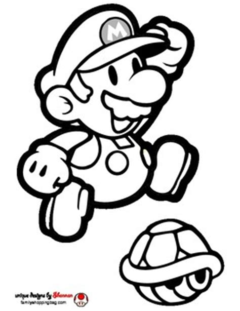 color page mario coloring pages  printable ideas