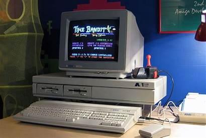 90s 80s Early Graphics Atari Computer Student