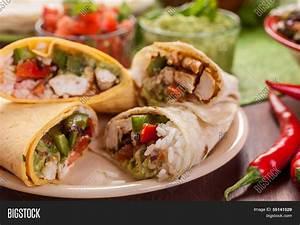 Traditional Mexican FoodCilantro Image & Photo Bigstock