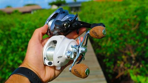 expensive fishing reels    time