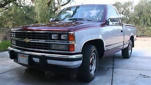 1988 Chevrolet Silverado Pickup