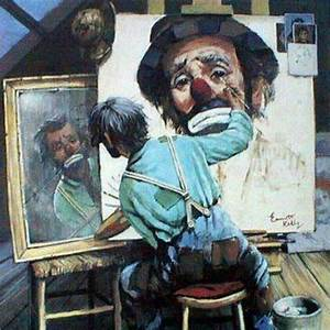 Sad Clown | Arte, diseño, fotografía | Pinterest