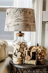 18 best diy home decor ideas for vintage stuff lovers for House decoration ideas handmade