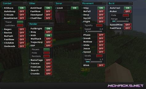flare hacked client   minecraft