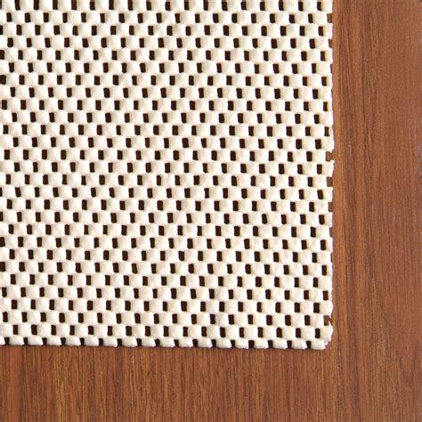 non slip rug pads for hardwood floors safest types of rug pad for hardwood floors homesfeed