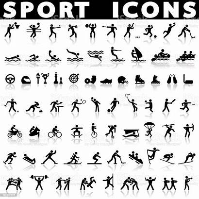 Sports Symbols Icons Vector Sport Icon Olympic