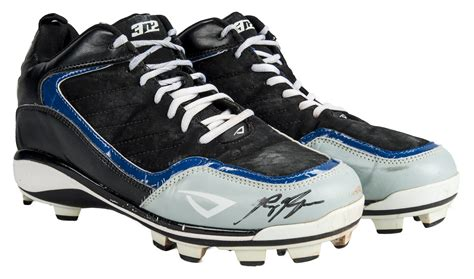 Ryan Braun Game Used And Signed Cleats And
