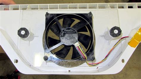 fridge fan noise whirlpool refrigerator fan noise final fix the smell of