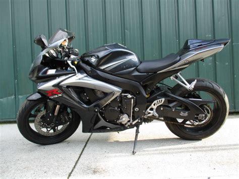 2010 Suzuki Gsxr 750 For Sale by 2010 Suzuki Gsxr 750 Motorcycles For Sale