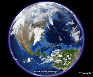 Beautiful Blue Marble and Clouds Add-on for Google Earth ...