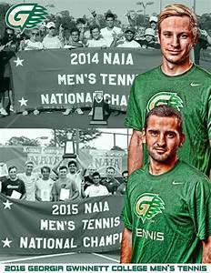 2016 Georgia Gwinnett Men's Tennis Media Guide by Grizzly ...