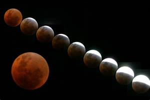 NASA - Images from the Aug. 28, 2007, Lunar Eclipse