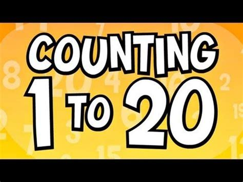 preschool number counting song kindergarten numbers 807 | c0d597840c24a99b0785080e72b60665