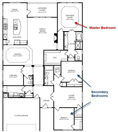what is a floor plan what is a split floor plan estate