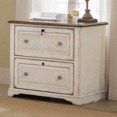 drawer white wood lateral file cabinet distressed