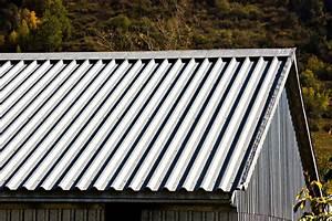 DTU 40 35 : règlementation des couvertures en bac acier
