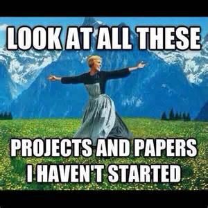 Work Procrastination Meme