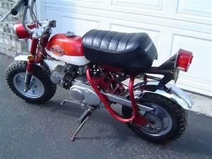 1971 Honda Z50 Mini Trail Z50a 50 K2 Z50ak2 71 Like Ct70