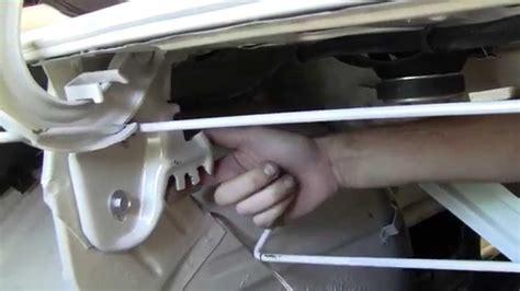 install trunk torsion bars   cougar