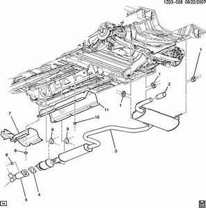 Chevrolet Malibu Gasket  Catalytic Converter  Gasket  Ctltc Conv