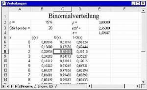 Standardabweichung Excel Berechnen : statistische verteilungen mit excel ~ Themetempest.com Abrechnung