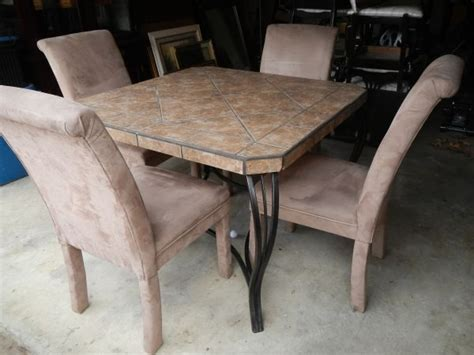 craigslist dining room chairs dining table craigslist dining table and chairs