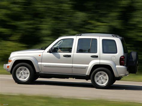Photos Of Jeep Cherokee Limited Uk Spec Kj 200507