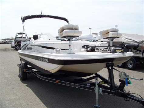 Fun Deck Boats For Sale Used by Hurricane Fun Deck 198r 2004 Used Boat For Sale In Rogers