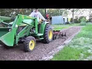 John Deere 4410 Tractor Homstead Helper