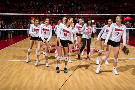 What Time Is The Nebraska Volleyball Game On Tonight