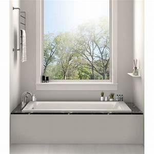 Fine Fixtures Drop In Bathtub 32quot X 48quot Soaking Bathtub