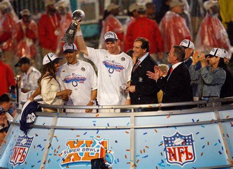 Super Bowl Xli Indianapolis Colts V Chicago Bears