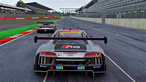 Project Cars 2  Gameplay Audi R8 Lms @ Silverstone [4k