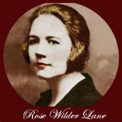 Rose Wilder Lane Quotes
