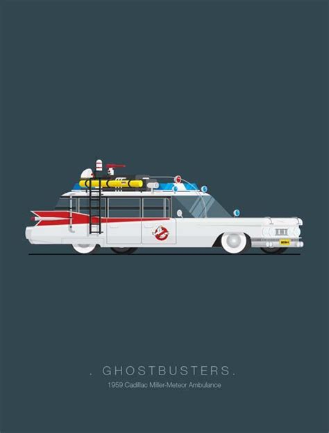 art prints show  cars  famous movies gadgetsin