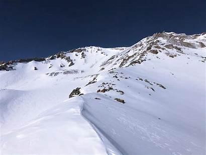 Shasta Ski Bowl Mount Location Avalanche Mt