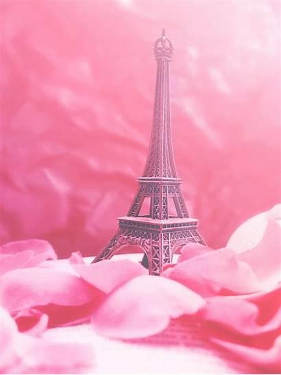 Paris Pink Eiffel Tower Wallpapers Deviantart Pip